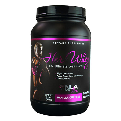 NLA for Her Her Whey (905g) - Supplements For Women